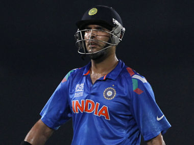 Not easy to overcome World T20 final disappointment says Yuvraj