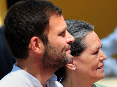 Sonia Gandhi is a bigger leader than Rahul So what