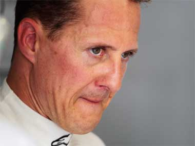 Schumacher sued over motorbike crash caused before coma in Spain