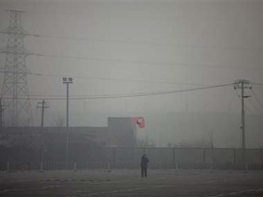 Beijing air pollution reaches hazardous levels, crosses safety levels
