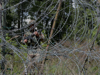 JK Army foils infiltration bid by 3 militants along LoC in Rajouri