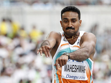 Road to Rio Renjith Maheshwary Indias triple jumper tries his luck for a third time at Olympics