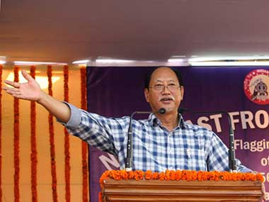 Former Nagaland CM Neiphiu Rio says he quit NPF after party severed ties with BJP will join newlyfloated NDPP