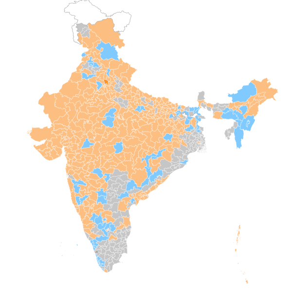 As it happened Live updates of the 2014 Lok Sabha election