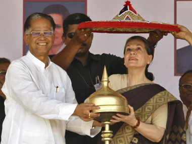 Assam Cong MLAs to write to Sonia Gandhi suggest corrective measures