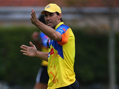 File picture of CSK coach Stephen Fleming. Getty Images
