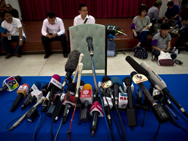 Press freedom becomes first casualty of Thai army coup
