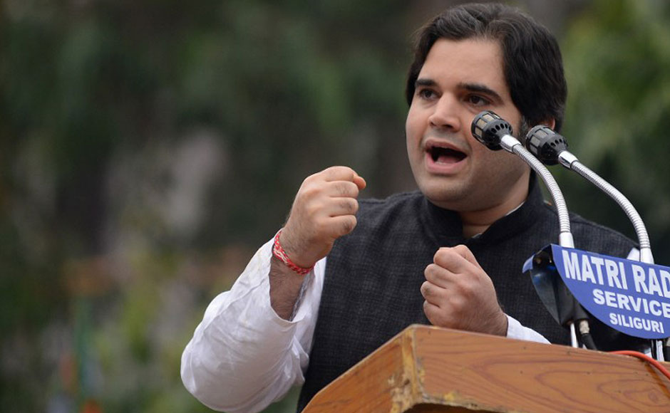 Image result for varun gandhi
