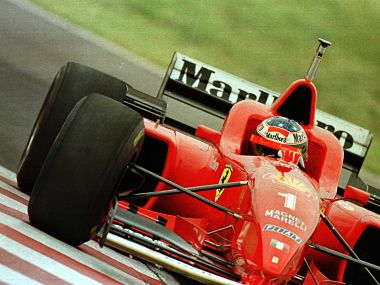 Schumacher and Ferrari A dream partnership that began in Spain
