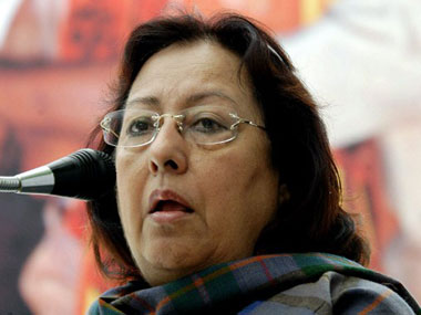 Najma Heptullas journey from Cong to BJP cabinet all you need to know