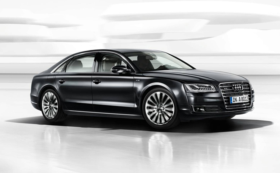 Launched Audi A8 L – An engineering Master