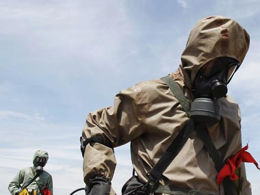 India joins Australia Group 43member body controls export of equipment technologies used for chemical biological weapons