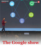 The Google show
