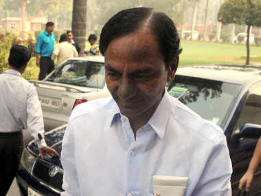 Telangana KCR launches proxy war on the media freedom