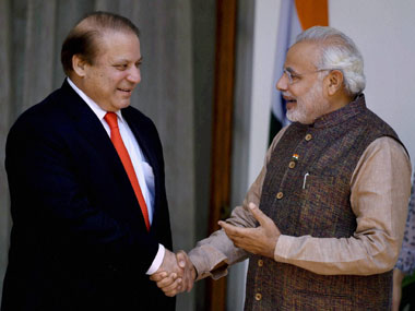 Full text Nawaz Sharifs letter to Modi after India visit