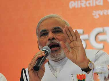 'Modi is reducing class divide by prioritising Hindi on social media.'