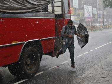 Monsoon delayed by six days likely to arrive in Kerala on 7 June