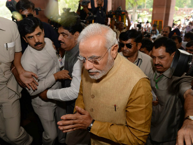 From Vivekananda to PMO stars Meet Modis favourite think tank