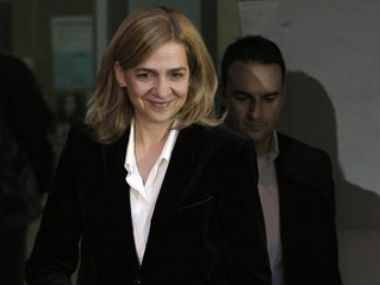 Spain Princess Cristina to stand trial on tax fraud charges