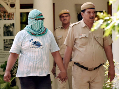 Gurvinder Singh (left) was the driver of the Indica that hit Munde's SX-4 car.