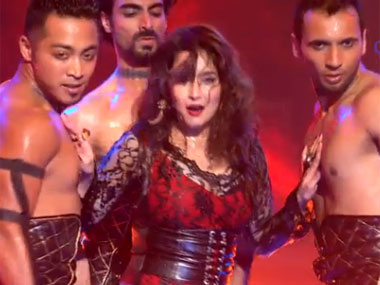 Jhalak Dikhhla Jaa 7: Madhuri danced...  We wish she hadn't