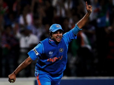 File image of Suresh Raina. Getty Images