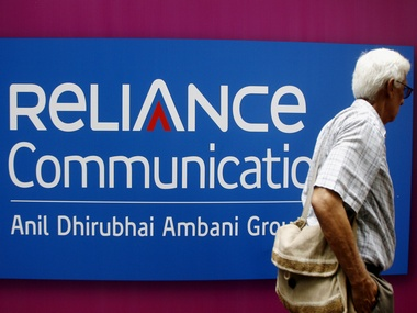 Ericsson files insolvency case against Reliance Communications in NCLT over Rs 1,155 cr dues