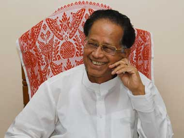 Gogoi urges Centre to set up mechanism on infiltration