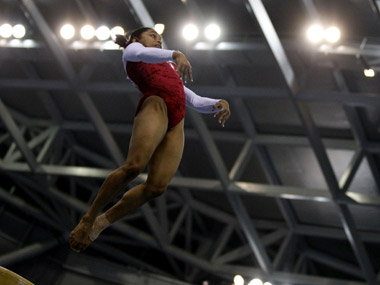 Meet Dipa Karmakar From a flatfooted 6yearold to Indias star woman gymnast