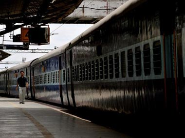 Uttar Pradesh Kalindi Express derails after collision near Tundla no casualties reported