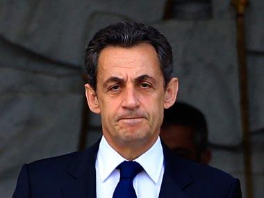 Nicolas Sarkozy. Reuters