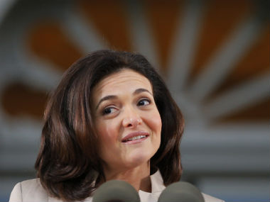We must stop pretending we treat women equally Facebooks Sheryl Sandberg