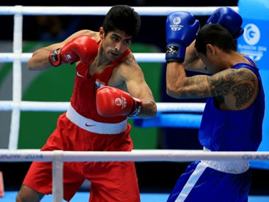 I'm going to put this kid through absolute hell: Vijender's pro-boxing opponent Sonny