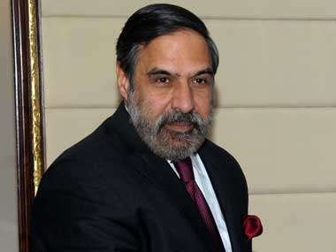 UPAs fall result of big RSS conspiracy Kejriwal and Doval coconspirators says Anand Sharma