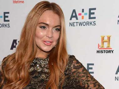Im tired Lindsay Lohan on being a celebrity