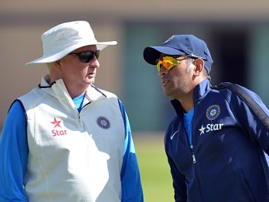Ind vs Eng: Dhoni, Fletcher and Srinivasan leave right now