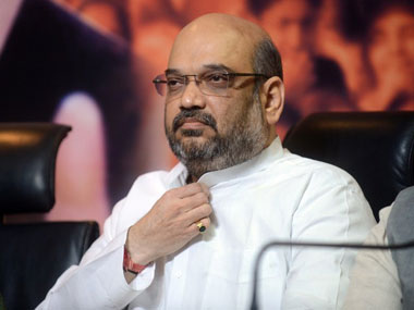 Modi govt sent message to Pakistan by cancelling talks says Amit Shah