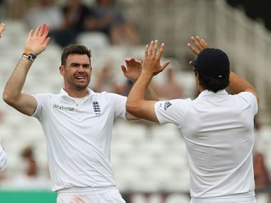 Ashes 2017: England pacer James Anderson says he is open to replacing Ben Stokes as vice-captain for the series