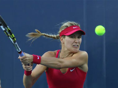 Canadas Eugenie Bouchard advances to Swiss Open semifinals receives wildcard for WTA event in Montreal