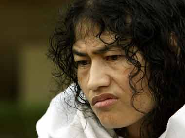 Irom Sharmila to stay in hospital doctors unsure how body will react after 16year fast