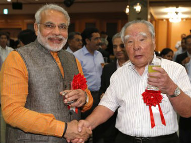 India Japan each seek deals during PM Modis 5day visit