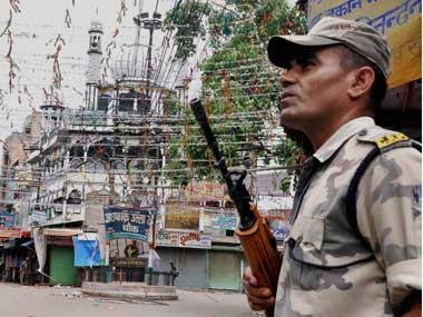 Saharanpur violence 30 arrested for stonepelting and torching vehicles