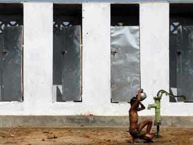 Toilets for all by March Bengals Nadia district does its own Swachh Bharat without extra funds