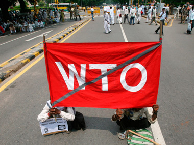 Declaration on critical issues likely in 25 WTO members informal meet in May fishery subsidies may figure in talks