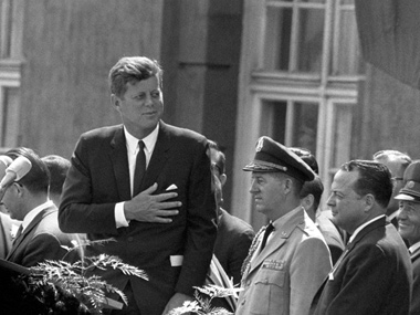 John F Kennedy assassination: National archives releases fourth batch of classified records, 13,200 documents released