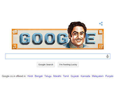 Singer, actor, filmmaker: Why Google got the perfect Kishore Kumar doodle