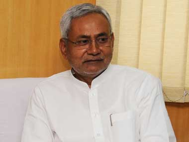 Nitish questions BJP's poll win euphoria, reminds them of Cong in the 80s