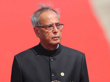 President Pranab Mukherjee wishes Indian Air Force on eve of 83rd anniversary