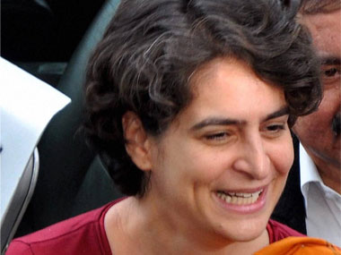 Priyanka Gandhi might have joined Congress today but her political genius was at play since 1999 when Sonia won Amethi