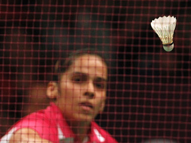 Saina will look to mount a good challenge for the title. Reuters